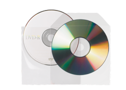 CD/DVD Pockets