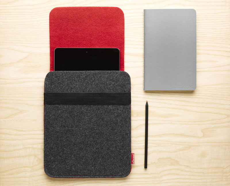 Van Moose tablet bag, red